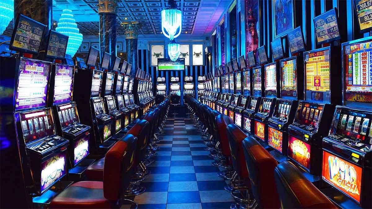 Sejarah Mesin Slot Fisik dan Digital